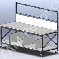 передвижной стол на производство