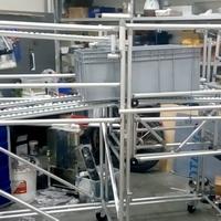 перемещение большой тары на производстве