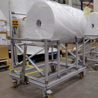 перевоз цилиндрических грузов